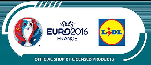 Lidl Euro 2016 logo
