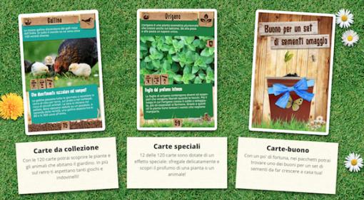 Coop Ch card giardino