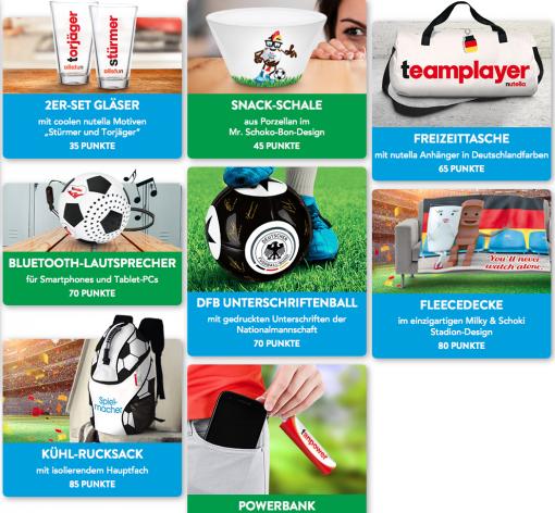 Kinder Love Brands I premi