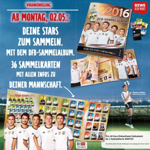 Rewe Euro 2016