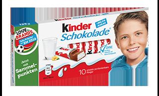 Kinder promo-packs