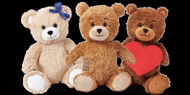 Migros teddy bears