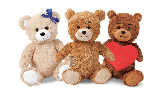 Migros teddy bears