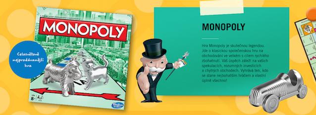 Albert Mini Game Hasbro Monopoly