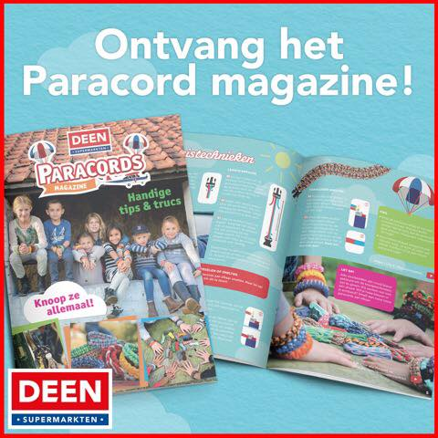 Deen Paracords Magazine